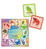 EEBOO Rainbow Planet Memory Matching Game