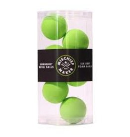 GREEN REPLACEMENT BALLS MIGHTY FUN