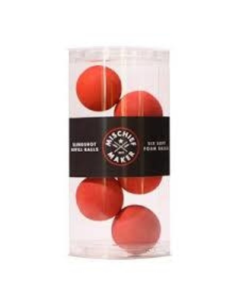 RED REPLACEMENT BALLS MIGHTY FUN