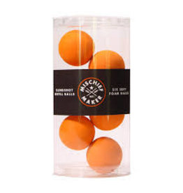 ORANGE REPLACEMENT BALLS MIGHTY FUN