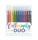 OOLY CALLIGRAPHY DUO MARKERS