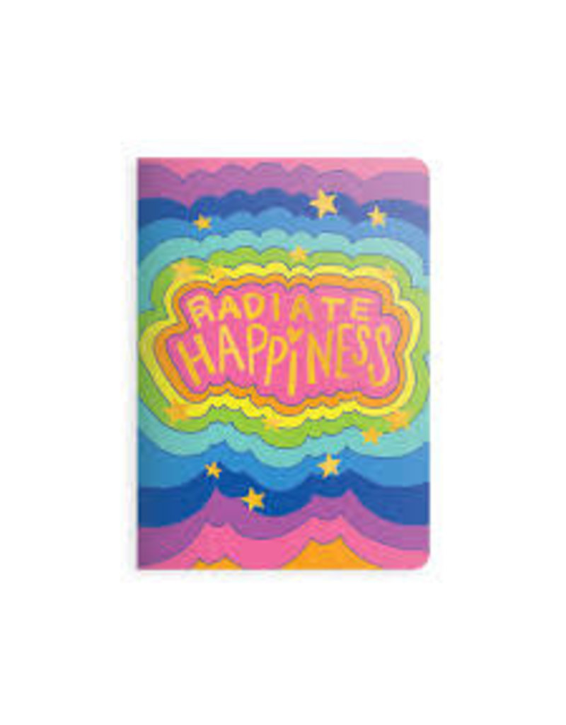 OOLY RADIATE HAPPINESS NOTEBOOK
