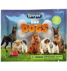 REEVES Pocket Box Dogs -