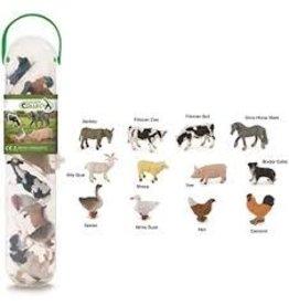 REEVES MINI FARM ANIMALS BOX