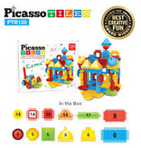 PICASSO 120PC BRISTLE BLOCK SET