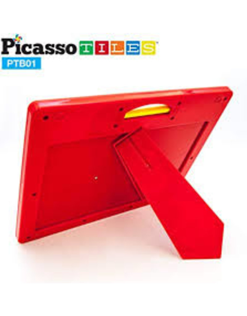 PICASSO RED MAGNETIC DRAWING BOARD