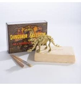 GEOCENTRAL DINO SKELETON DIG KIT