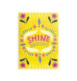 OOLY SHINE BRIGHT NOTEBOOK