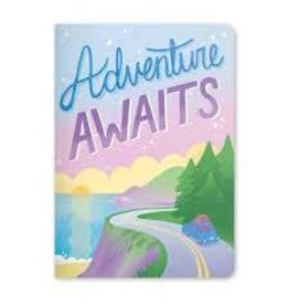 OOLY ADVENTURE AWAITS NOTEBOOK