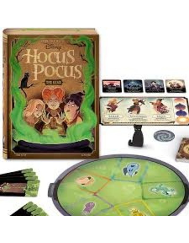 RAVENSBURGER HOCUS POCUS THE GAME