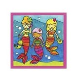 CREATIVITY FOR KIDS Mermaids Paint By Number
