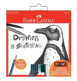 CREATIVITY FOR KIDS DO ART DRAWING & SKETCHING 9+