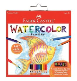 CREATIVITY FOR KIDS Do Art Watercolor Pencil Art