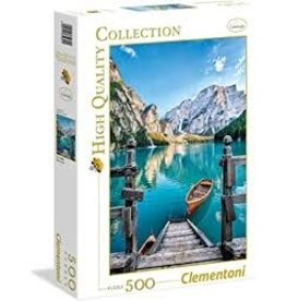 CREATIVE TOY Braies Lake, 500 pc puzzle