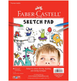 "CREATIVITY FOR KIDS Sketch Pad 9"" x 12"
