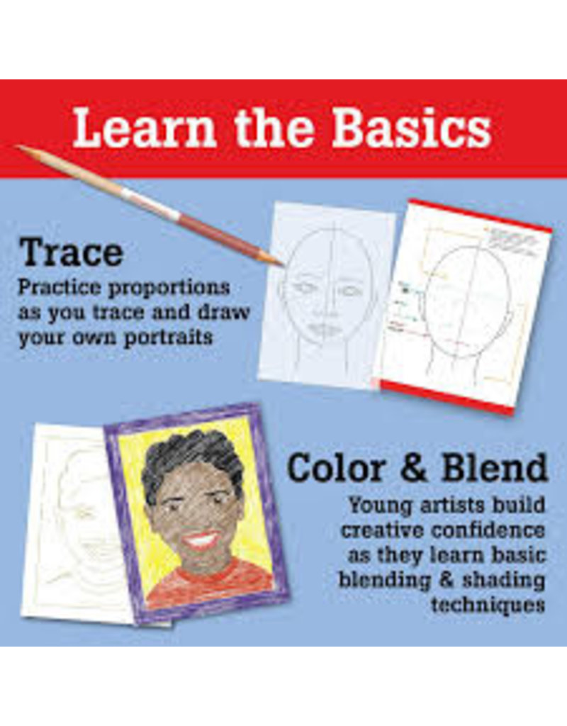 CREATIVITY FOR KIDS HOW TO DRAW FACES