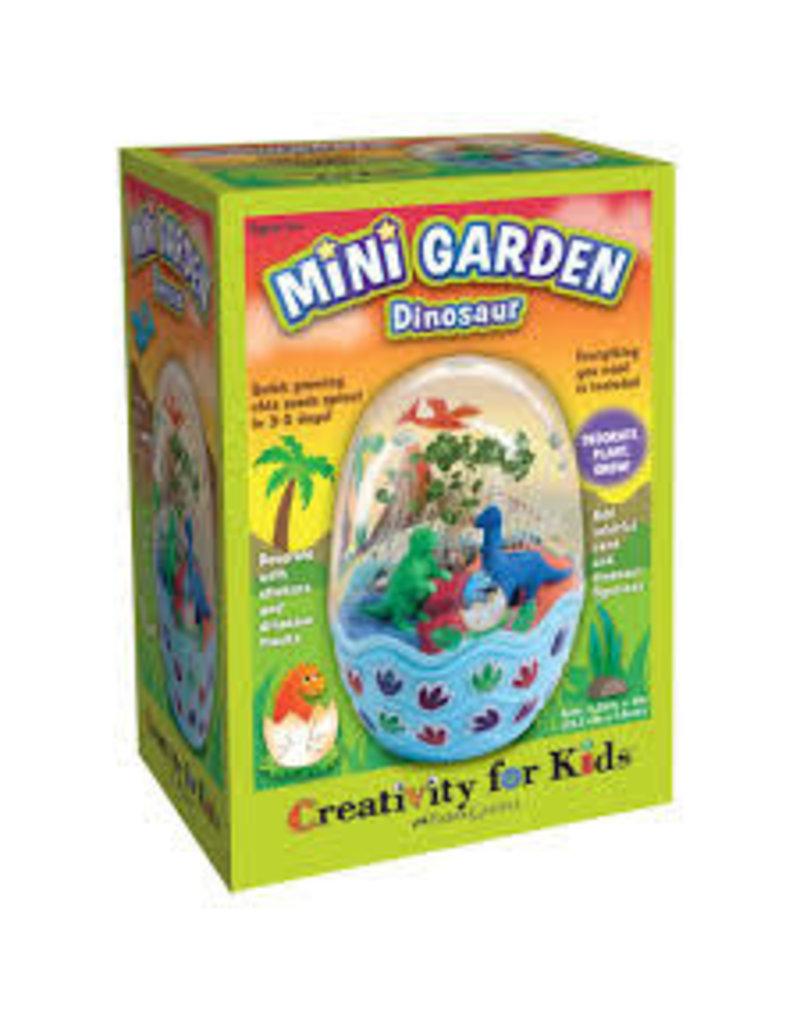 CREATIVITY FOR KIDS DINOSAUR MINI GARDEN