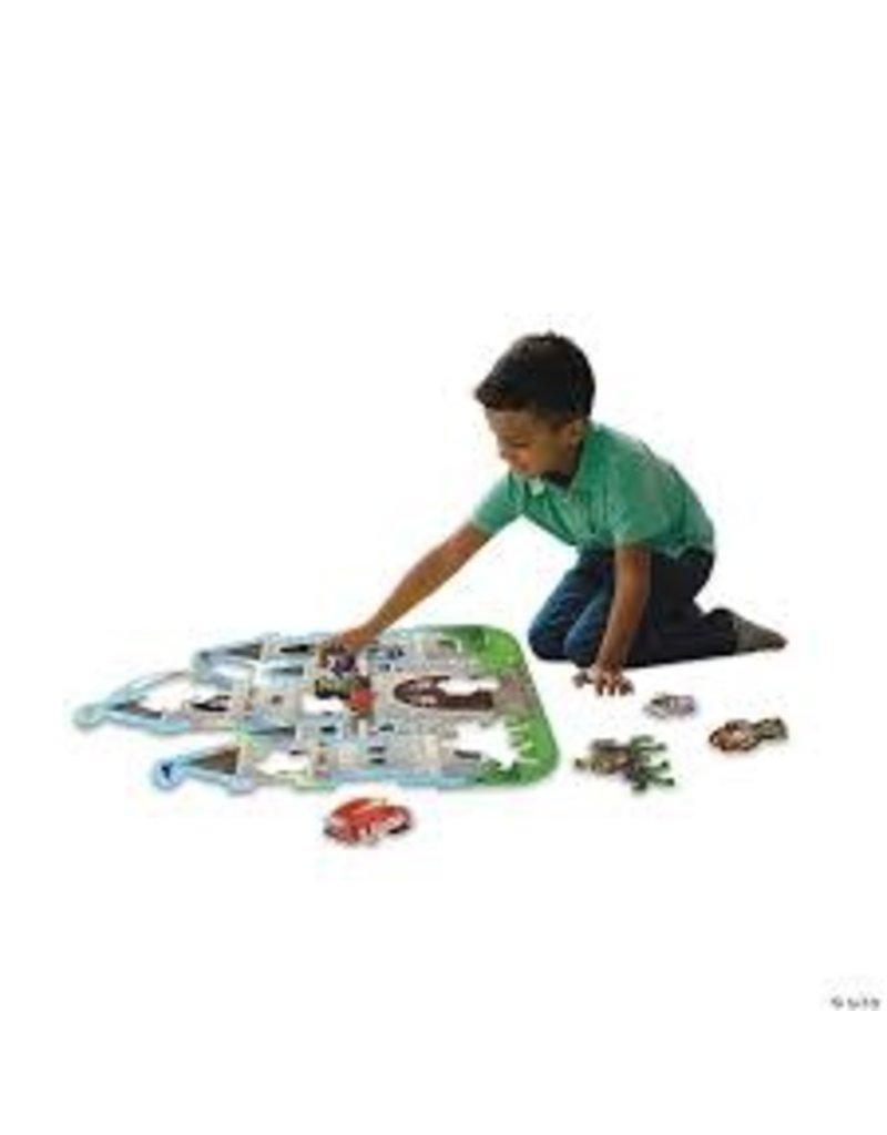 MINDWARE Floor Puzzle Castle