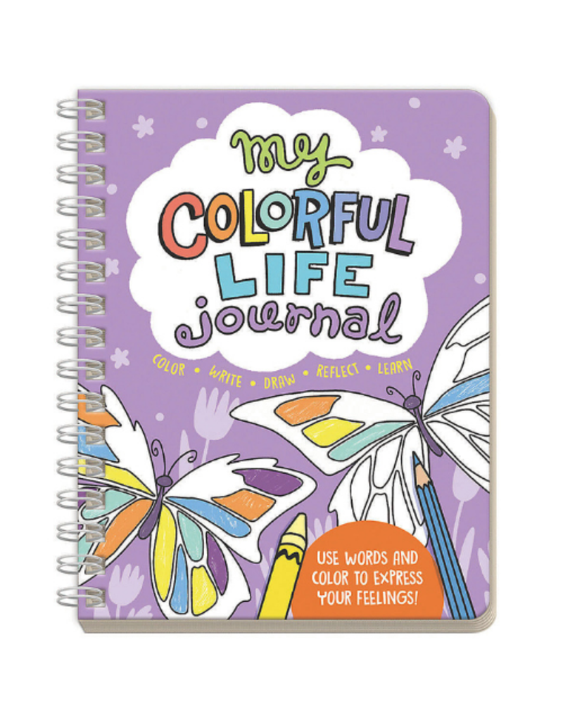 MINDWARE MY COLORFUL LIFE JOURNAL