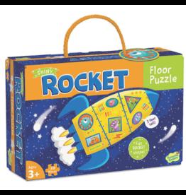 MINDWARE Floor Puzzle: Rocket