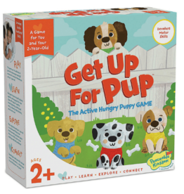 MINDWARE Get Up For Pup 2+