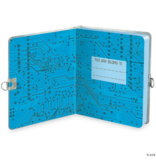 MINDWARE Password Required Diary: Lock & Key: