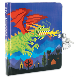 MINDWARE Pixel Dragon Diary: Lock & Key: