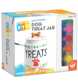 MINDWARE Pyo: Dog Treat Jar 8+