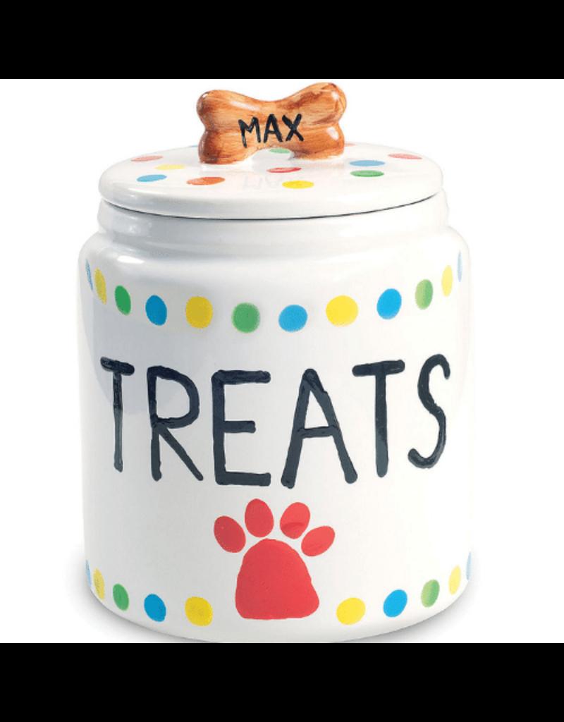 MINDWARE Pyo: Dog Treat Jar 8+