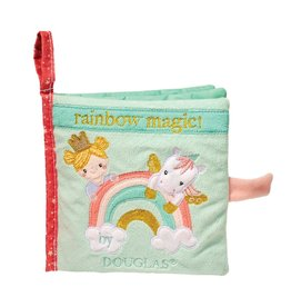 DOUGLAS CUDDLE TOYS Rainbow Magic ACT. Book