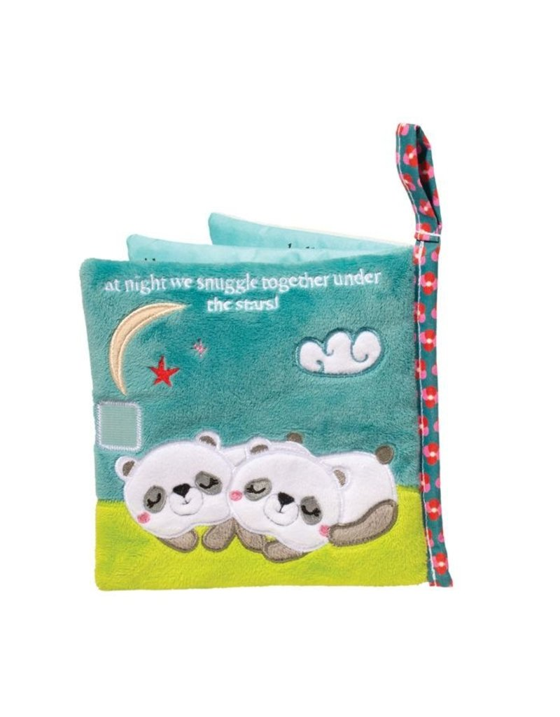 DOUGLAS CUDDLE TOYS Panda Activity Book*