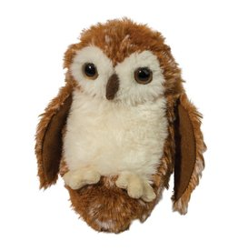 DOUGLAS CUDDLE TOYS Owl Lil' Handful