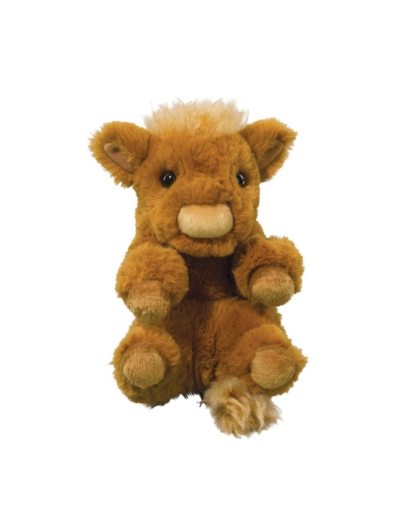DOUGLAS CUDDLE TOYS Baby Highland Cow