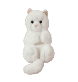 DOUGLAS CUDDLE TOYS White Kitten