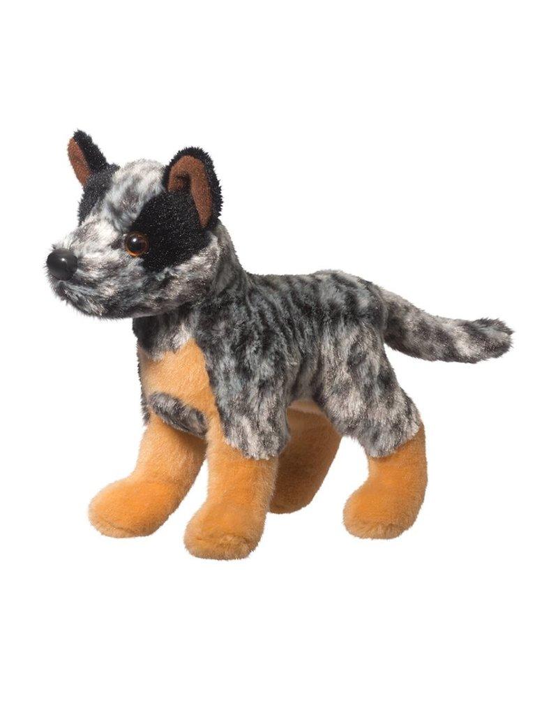 DOUGLAS CUDDLE TOYS CLANGER AUSTRALIAN CATTLE DOG