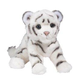 DOUGLAS CUDDLE TOYS Silky White Tiger Cub