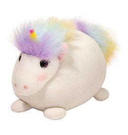 DOUGLAS CUDDLE TOYS Rainbow Unicorn Macaroon