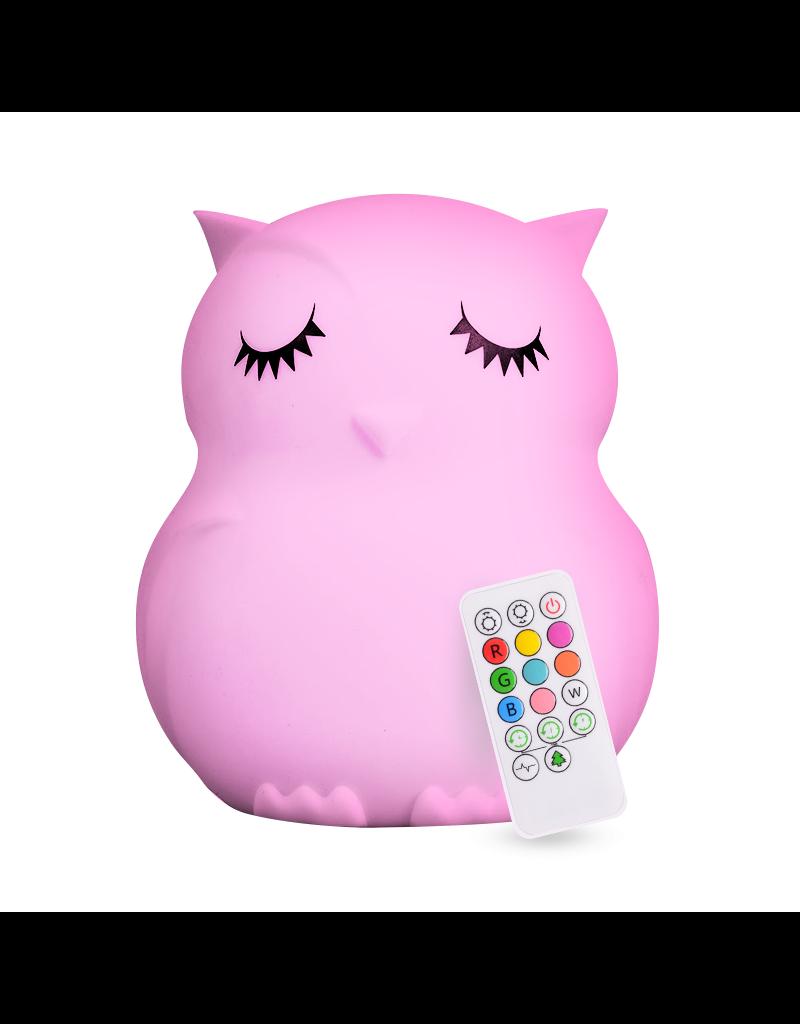 LumieWorld Owl & Remote