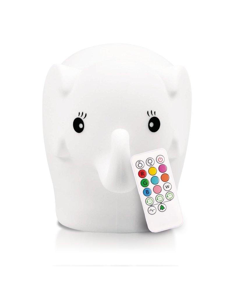 LumieWorld Elephant & Remote