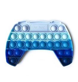 TOP TRENZ Pop Fidgety Ombre Game Controller