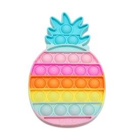 TOP TRENZ Pop Fidgety Tropical Pineapple