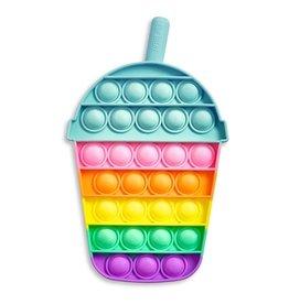 TOP TRENZ Pop Fidgety Frappe Cup