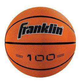 FRANKLIN SPORTS 100 Rubber BasketBall