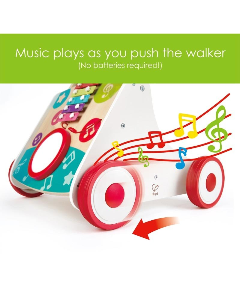 Hape My first Musical Walker