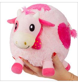 SQUISHABLE Mini Strawberry Cow