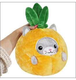 SQUISHABLE Under Cover Kitty In Pineapple