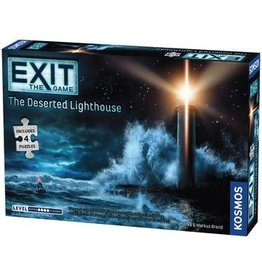 THAMES & KOSMOS THE DESERTED LIGHTHOUSE EXIT/PUZZLE