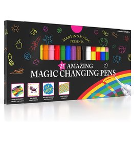 LEGLER USA INC. Marvin's Magic Color Changing Pens