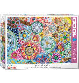 EUROGRAPHICS Thailand Mosaic 1000PC