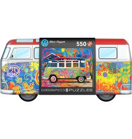 EUROGRAPHICS VW Bus Tin-Wave Hopper 550PC